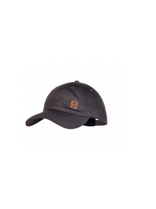 BUFF SOLID PEWTER GREY BASEBALL CAP