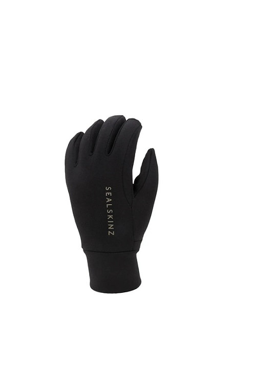 SEALSKINZ BLACK WATER REPELLENT ALL WEATHER GLOVES