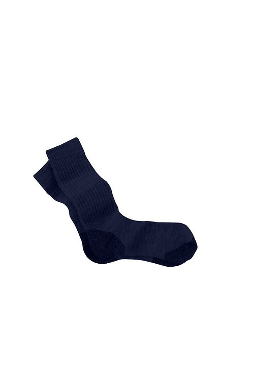 TILLEY NAVY UNHOLEY WALKING SOCKS