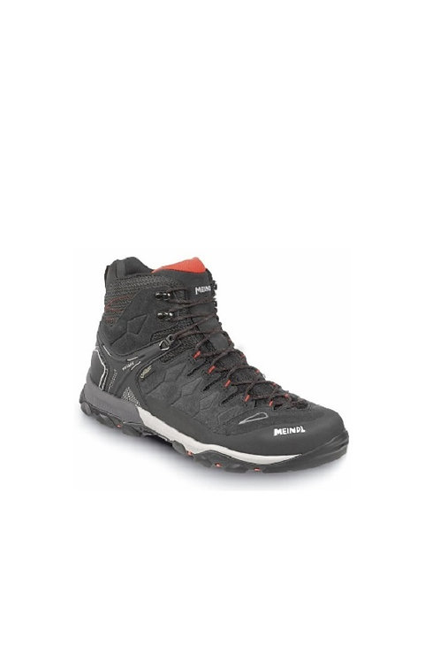 MEINDL BLACK/RED TERENO MID GTX BOOTS