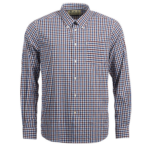 BARBOUR RUSTIC HILL PERFORMANCE SHIRT