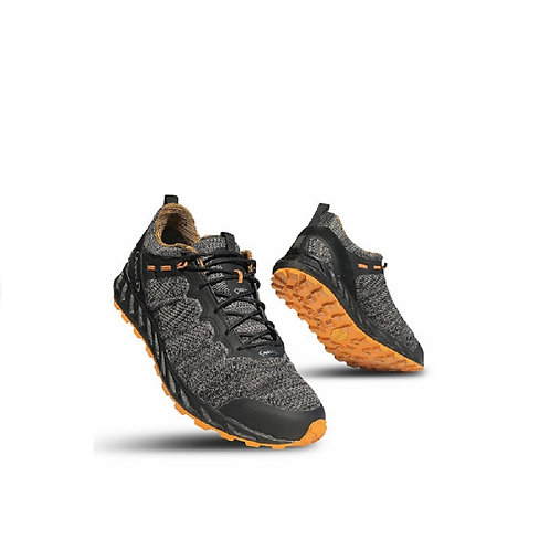 AKU BLACK/ORANGE RAPIDA AIR SHOES