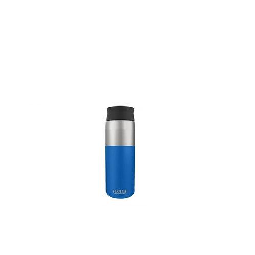 CAMELBAK COBALT BLUE  HOT CAP VACUUM INSULATED 20 OZ BOTTLE
