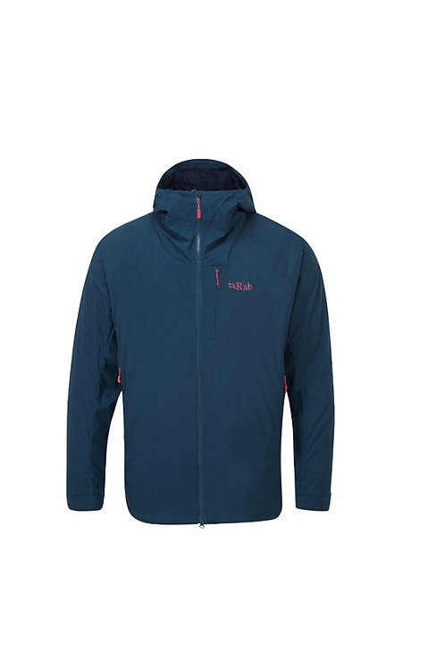 RAB INK VAPOUR RISE SUMMIT JACKET