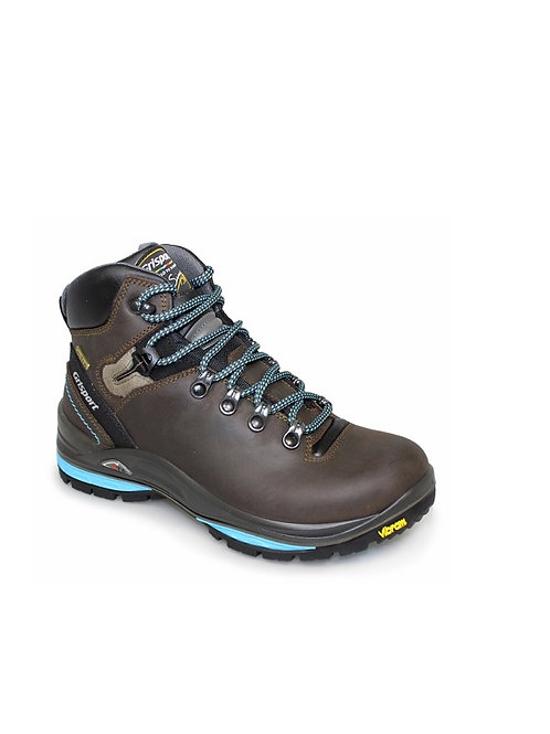 GRISPORT LADIES BROWN LADY GLIDE BOOTS