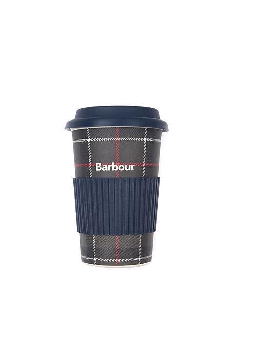 BARBOUR CLASSIC TRAVEL MUG
