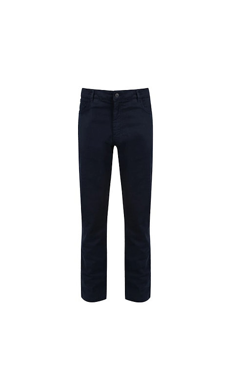 ALAN PAINE NAVY CHELTHAM CHINO JEANS