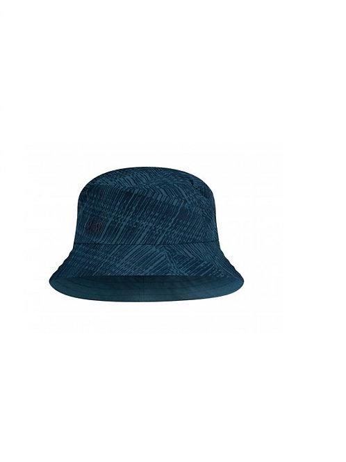 BUFF KELED BLUE TREK BUCKET HAT