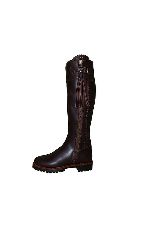 REALLY WILD BROWN LA MANCHA WATERPROOF SPANISH BOOTS