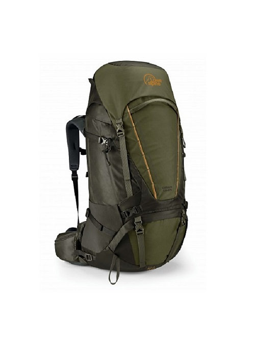 LOWE ALPINE MOSS/DARK OLIVE DIRAN 55 - 65 BACKPACK