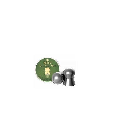 BISLEY LONG RANGE GOLD .22 PELLET * IN STOCK IN STORE * £16.99