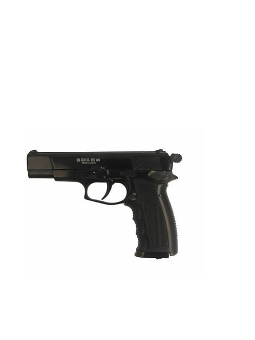EKOL ES 66 BLACK SYNTHETIC AIR PISTOL .177 STEEL BB £125 * IN STOCK IN STORE