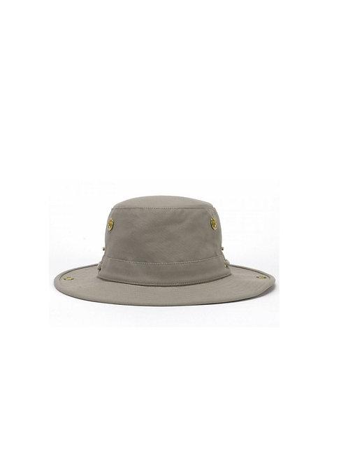 TILLEY KHAKI T3 COTTON DUCK HAT