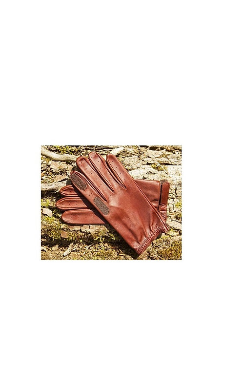 CHESTER JEFFERIES SPORTAC MOCCA BROWN CLAY PIGEON SHOOTING GLOVE
