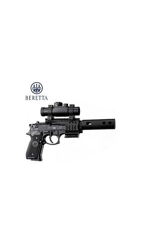 UMAREX BERETTA M92 FS XX-TREME BLACK AIR PISTOL .177 PELLET