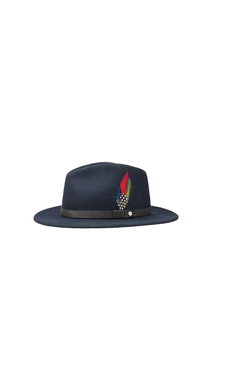STETSON NAVY (2) YUTAN WOOL HAT (2598101)