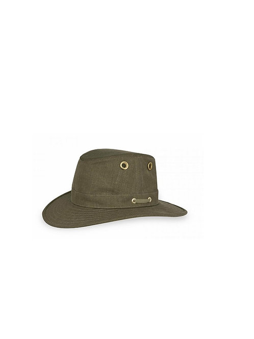 TILLEY GREEN/OLIVE TH5 HEMP HAT