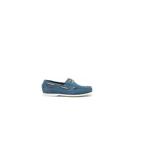 CHATHAM JEANS GALLEY II BOAT SHOES