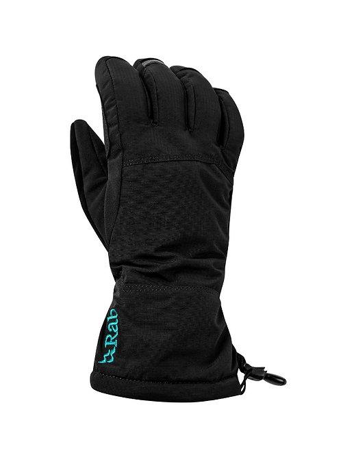 Rab Ladies Black Storm Gloves