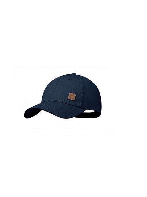 BUFF SOLID NAVY BASEBALL CAP