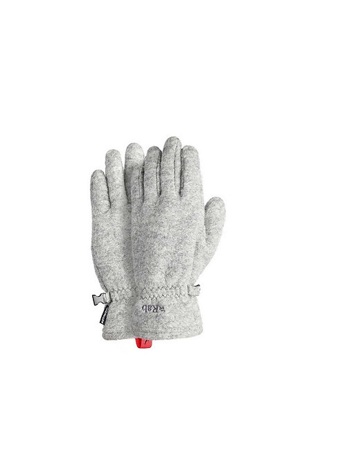 RAB CHARCOAL ACTIWOOL GLOVES