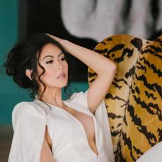 Model: Miss. Asia Global 2017 Trisha Ban