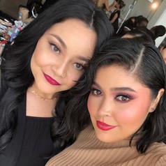 LA Class with celebrity MUA Priscilla Ono.