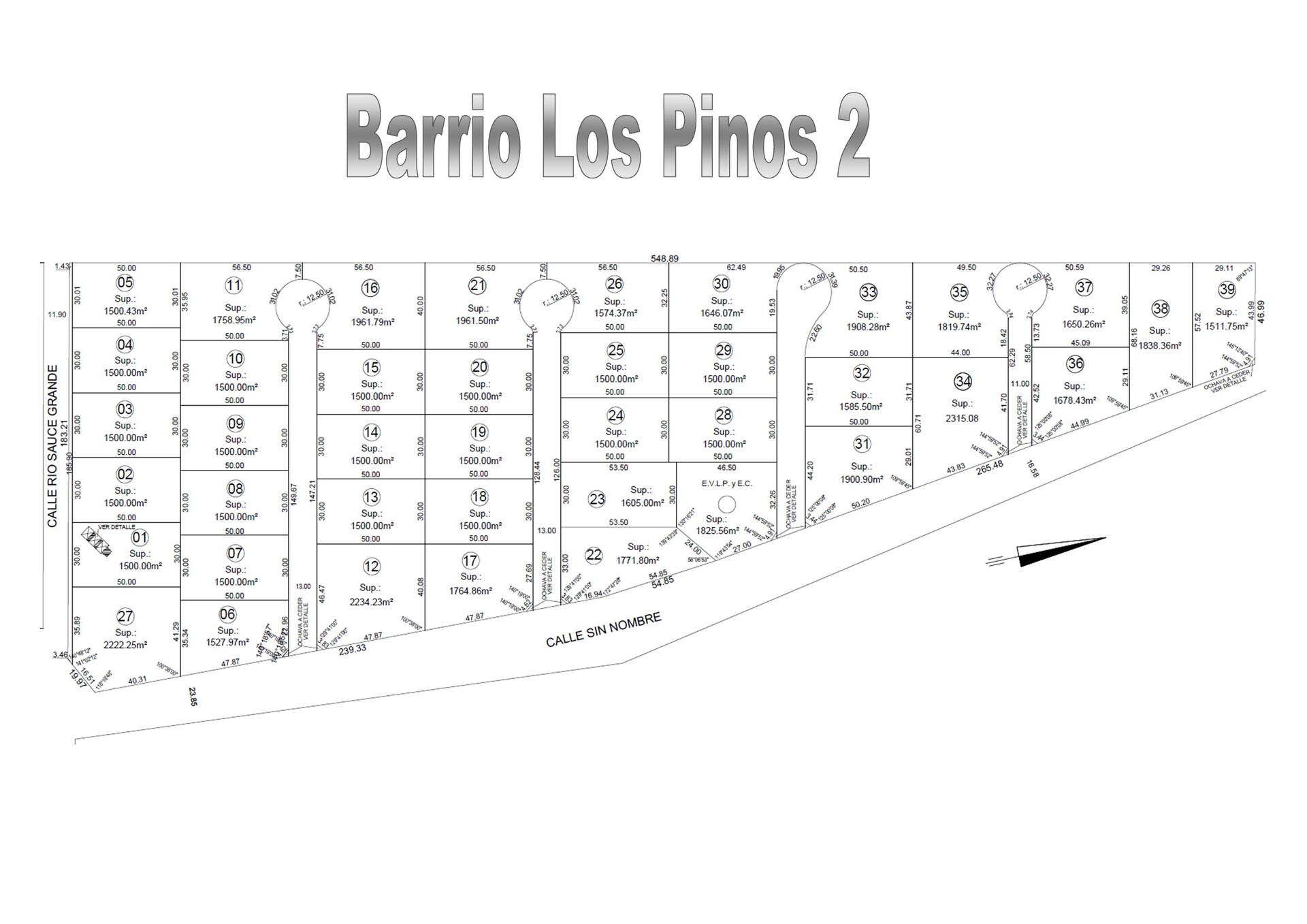 Barrio Los Pinos 2