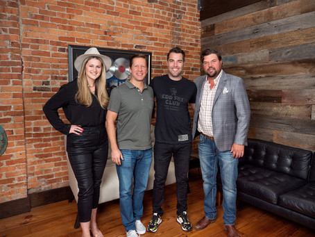 Double Down Music Signs SongwritersBlake Bollinger and Clara Calaway