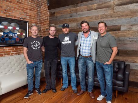 Double Down Music Announces a Joint Venture Partnership with Jason Aldean's Triple Play Music