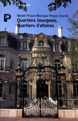 Quartiers bourgeois et d'affaires