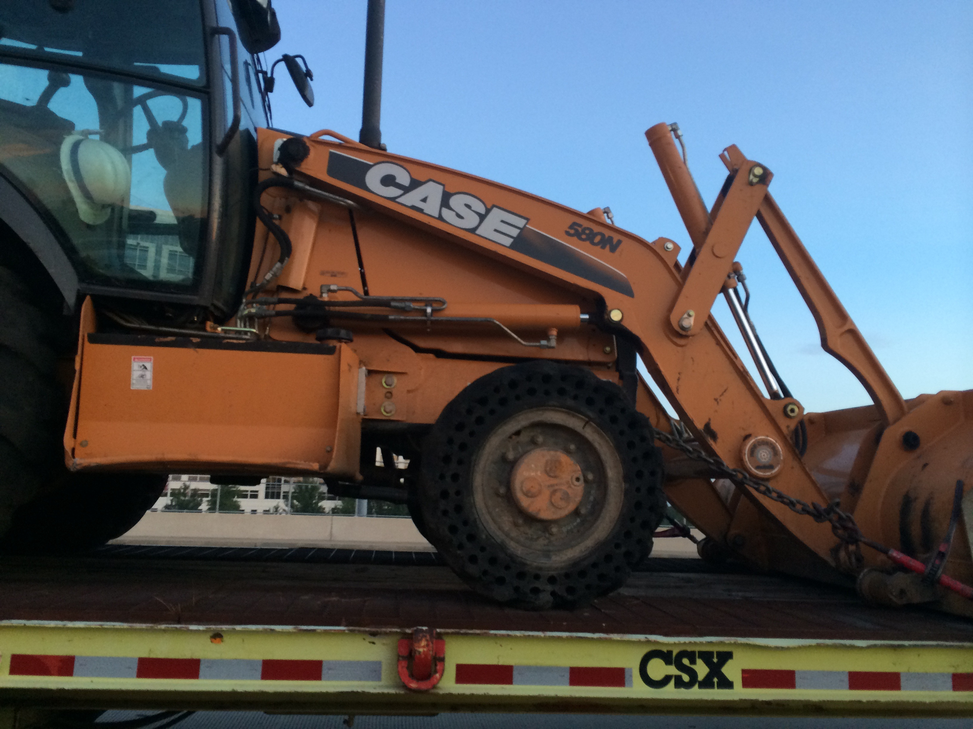 Machinery Towing Services