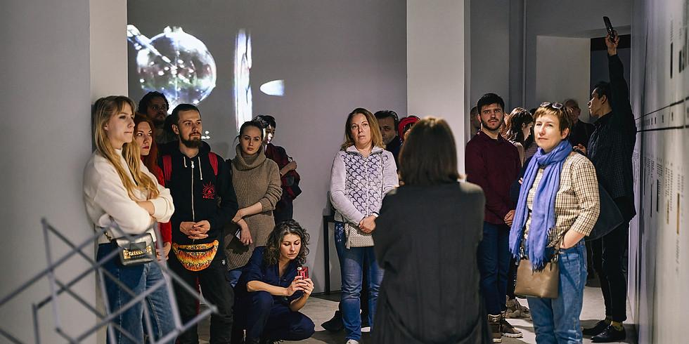 Экскурсия по выставке «Кристаллография Малевича и Леонидова»