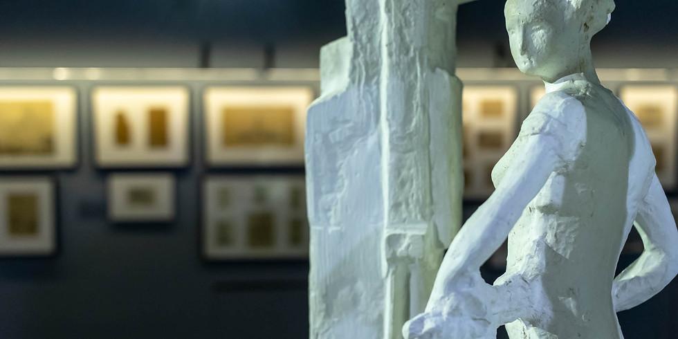 Кураторская экскурсия по выставке «Меер Айзенштадт. К синтезу 1930-х»