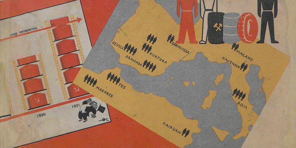 Лекция Максима Осовского «Графический язык в истории ХХ века»