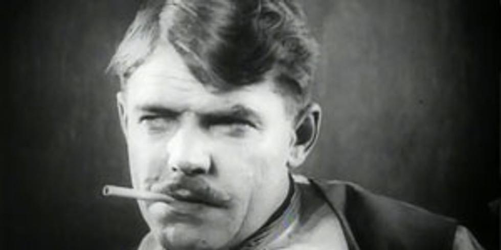 «Беня Крик»: немое кино и живая музыка!