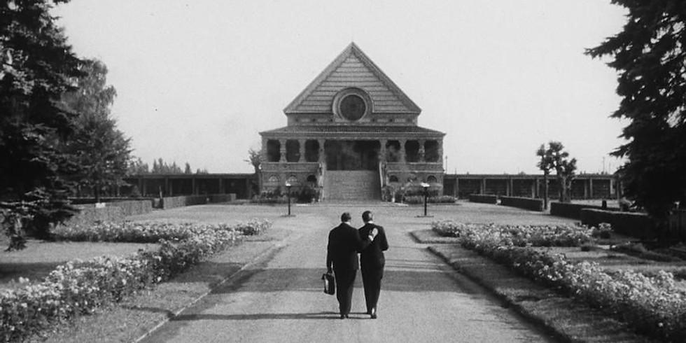 Лекция «Архитектура смерти. Как менялся образ погребальных сооружений в XX веке»