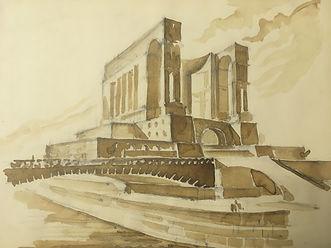 Стамо Е.Н. Музей Мировой Революции в Мос