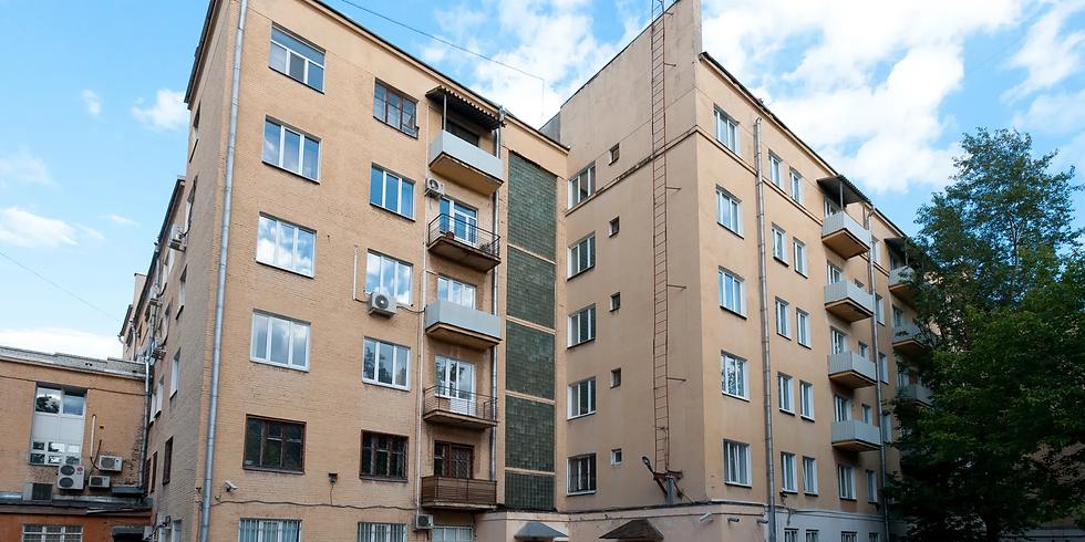 «Авангард вокруг башни»: пешеходная экскурсия по Шаболовке и окрестностям