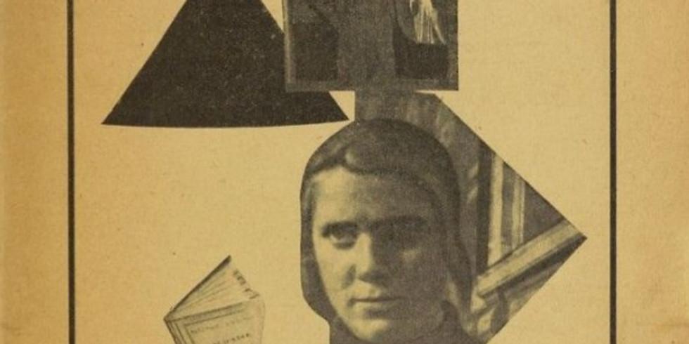 Советские кинопоэтические книги 1920-х годов