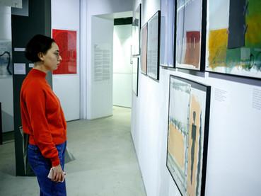 """Экскурсия по выставке """"Разговор с авангардом о поэзии"""""""