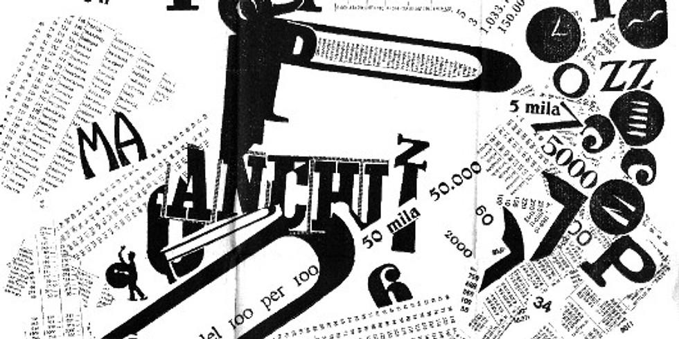 """Константин Дудаков-Кашуро """"Слова на свободе"""": концепции книги итальянского футуризма и их международный контекст."""
