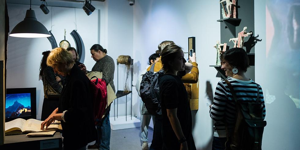 Кураторская экскурсия по выставке «СОПРОМАТ»