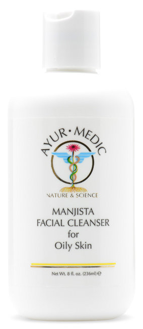 Manjista Facial Cleanser for Oily Skin