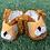 Thumbnail: Wool Baby Booties