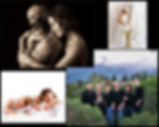 Family, children, high school seniors, enagagement, pregnancy and newborn, emotive, senior citizens, intimate and boudoir.