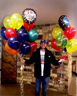 Colorado College Balloons