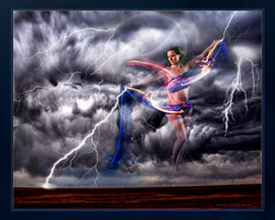 Lightening and Thunder