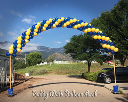Buddy Walk Arch