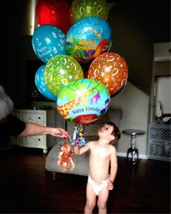 Joy of a Child Bouquet